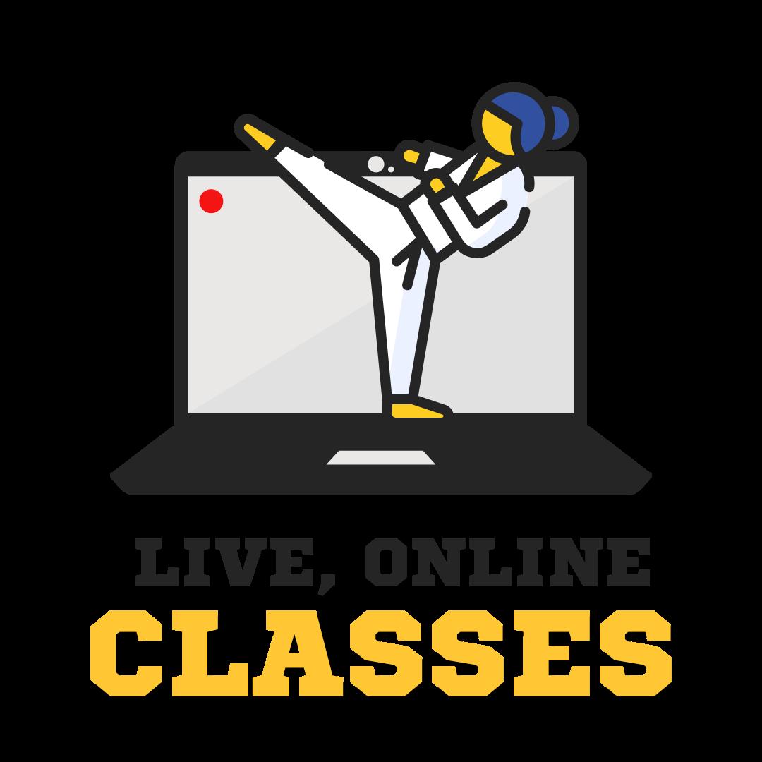 Live, Online Classes